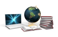 Instructor Online Clipart